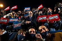 20211015 Chiusura della campagna elettorale di Roberto Gualtieri