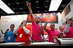 USA-Microsoft opens its new store in Times Square in New York