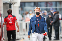 22nd May 2021; Principality of Monaco; F1 Grand Prix of Monaco, qualifying sessions;  ROSBERG Nico (ger), former F1 driver and world champion, SkySport tv presenter