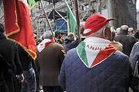 - demonstration of left-wing political parties against the meeting of European far-right groups  promoted by the neo-Nazi organization Forza Nuova<br /> <br /> - manifestazione di protesta dei partiti politici di sinistra contro il raduno dei gruppi di estrema destra europei promosso dall'organizzazione neonazista Forza Nuova