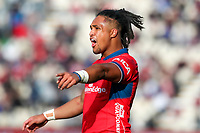 Leicester Fainga'anuku of Tasman Mako during the Mitre 10 Cup rugby match between Canterbury and Tasman Makos at Orangetheory Stadium in Christchurch, New Zealand on Friday, 5 July 2019. Photo: Martin Hunter / lintottphoto.co.nz