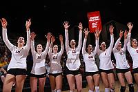 Stanford Volleyball W v Washington, September 29, 2019