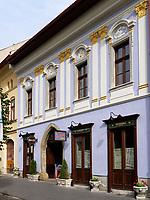 Haus am Nam. Majstra Pavla in Levoca - Leutschau, Presovsky kraj, Slowakei, Europa<br /> House at square Nam. Majistra Pavla in Levoca, Presovsky kraj, Slovakia, Europe