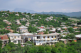 Wohnhäuser in Kutaissi. / Apartment houses in Kutaisi.