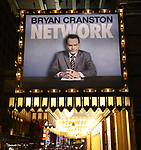 """""""Network"""" - Theatre Marquee"""