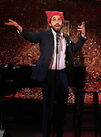 """Brandon Uranowitz previews his show """"The Songs of William Finn"""""""