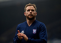 Ipswich Town's Alan Judge during the pre-match warm-up <br /> <br /> Photographer Hannah Fountain/CameraSport<br /> <br /> The EFL Sky Bet Championship - Ipswich Town v Stoke City - Saturday 16th February 2019 - Portman Road - Ipswich<br /> <br /> World Copyright © 2019 CameraSport. All rights reserved. 43 Linden Ave. Countesthorpe. Leicester. England. LE8 5PG - Tel: +44 (0) 116 277 4147 - admin@camerasport.com - www.camerasport.com