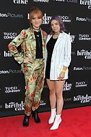LOS ANGELES - JUN 16:  Mercedes Morgan, Katrina Kudlick at The Birthday Cake LA Premiere at the Fine Arts Theater on June 16, 2021 in Beverly Hills, CA
