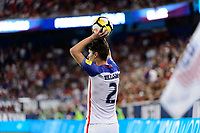 Harrison, NJ - Friday Sept. 01, 2017: Jorge Villafaña during a 2017 FIFA World Cup Qualifier between the United States (USA) and Costa Rica (CRC) at Red Bull Arena.