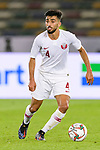 Tarek Salman of Qatar in action during the AFC Asian Cup UAE 2019 Quarter Finals match between Qatar (QAT) and South Korea (KOR) at Zayed Sports City Stadium  on 25 January 2019 in Abu Dhabi, United Arab Emirates. Photo by Marcio Rodrigo Machado / Power Sport Images
