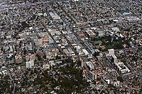 aerial photograph San Mateo, California
