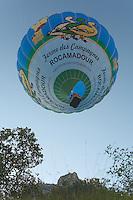 Ballon Ferme des Campagnes - Rocamadour