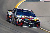 Monster Energy NASCAR Cup Series<br /> TicketGuardian 500<br /> ISM Raceway, Phoenix, AZ USA<br /> Sunday 11 March 2018<br /> Kyle Busch, Joe Gibbs Racing, Toyota Camry Skittles Sweet Heat<br /> World Copyright: Russell LaBounty<br /> NKP / LAT Images