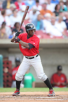 September 5, 2009: D'Marcus Ingram of the Quad City River Bandits. The River Bandits are the Midwest League affiliate for the St. Louis Cardinals. Photo by: Chris Proctor/Four Seam Images