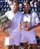 Amsterdam, Haarhuis-Eltigh winnen de Dutch open 1998