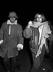 JERRY CALA' CON MARA VENIER<br /> ROMA 1974