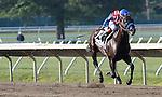 July 27, 2014: Bayern, Martin Garcia up, wins the Haskell Invitational at Monmouth Park in Oceanport, NJ.  Trainer is Bob Baffert; owner is Kaleem Shah, Inc. ©Joan Fairman Kanes/ESW/CSM