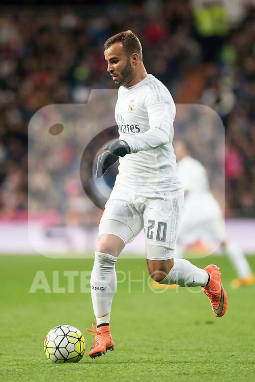 Real Madrid's Jese Rodriguez during La Liga match. March 20,2016. (ALTERPHOTOS/Borja B.Hojas)
