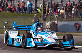 Verizon IndyCar Series<br /> IndyCar Grand Prix<br /> Indianapolis Motor Speedway, Indianapolis, IN USA<br /> Saturday 13 May 2017<br /> Marco Andretti, Andretti Autosport Honda<br /> World Copyright: Geoffrey M. Miller LAT Images