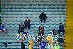 Kerry Substitutes during the Round 1 meeting of Kerry and Meath in the Joe McDonagh Cup at Austin Stack Park in Tralee on Sunday.