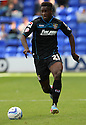 Oumare Tounkara of Stevenage<br />  - Tranmere Rovers v Stevenage - Sky Bet League One - Prenton Park, Birkenhead - 7th September 2013. <br /> © Kevin Coleman 2013