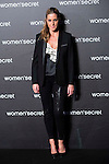 Natalia Alvarez attends to the presentation of the first videoclip of Women'Secret in Madrid, Novermber 11, 2015.<br /> (ALTERPHOTOS/BorjaB.Hojas)