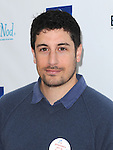 Jason Biggs attends The Milk + Bookies Story Time Celebration held at The Skirball Center in Los Angeles, California on April 27,2014                                                                               © 2014 Hollywood Press Agency