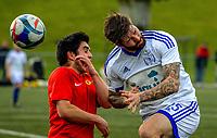 170723 Capital Premier Football - Wellington Olympic v Tawa