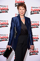 Celia Imrie<br /> arriving for the Empire Awards 2018 at the Roundhouse, Camden, London<br /> <br /> ©Ash Knotek  D3389  18/03/2018