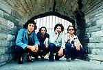 10cc 1975 Graham Gouldman, Lol Creme, Kevin Godley and Eric Stewart<br /> © Chris Walter