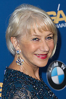 CENTURY CITY, CA - JANUARY 25: Helen Mirren at the 66th Annual Directors Guild Of America Awards held at the Hyatt Regency Century Plaza on January 25, 2014 in Century City, California. (Photo by Xavier Collin/Celebrity Monitor)