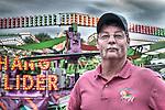 Crew Boss at the fair