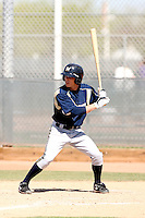 Scooter Gennett, Milwaukee Brewers 2010 minor league spring training..Photo by:  Bill Mitchell/Four Seam Images.