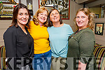 Siobhan Power from Lixnaw celebrating her birthday in the Brogue Inn on Friday. L to r: Denise Allman, Siobhan Power, Mary Ellen Hurley and Mary Byrne.
