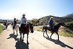 Horseback Riding at Sunset Ranch