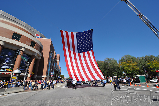 Buy prints at www.MotivePics.com Old Glory the flag of The United States of America.