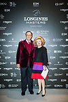 Guests arrive at the the Longines Masters of Hong Kong at AsiaWorld-Expo on 11 February 2018, in Hong Kong, Hong Kong. Photo by Zhenbin Zhong / Power Sport Images