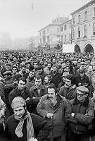 - Porto Marghera, manifestazione operaia (1978)<br /> <br /> - Porto Marghera, workers trade-union demonstration  (1978)