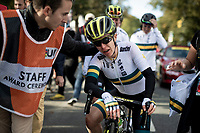 Elite Women Road Race from Bradford to Harrogate (149km)<br /> 2019 Road World Championships Yorkshire (GBR)<br /> <br /> ©kramon