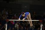 British Gymnastics Championships 2017<br /> The Liverpool Echo Arena<br /> Hana Davies Llanelli Gymnastics Club<br /> 25.03.17<br /> ©Steve Pope - Sportingwales