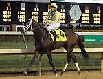 Uncaptured and Miguel Mena win the Kentucky Jockey Club at Churchill Downs.  November 24, 2012. (( Special transmission of horses in the Top 25 for points for the 2013 KentuckyDerby ))