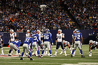 Skycam ueber dem Geschehen<br /> New York Giants vs. New England Patriots<br /> *** Local Caption *** Foto ist honorarpflichtig! zzgl. gesetzl. MwSt. Auf Anfrage in hoeherer Qualitaet/Aufloesung. Belegexemplar an: Marc Schueler, Am Ziegelfalltor 4, 64625 Bensheim, Tel. +49 (0) 6251 86 96 134, www.gameday-mediaservices.de. Email: marc.schueler@gameday-mediaservices.de, Bankverbindung: Volksbank Bergstrasse, Kto.: 151297, BLZ: 50960101