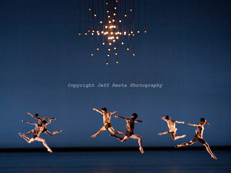 Texas Ballet Theater perform Mixed Repertoire at the Winspear Opera House on March 3, 2011 and March 6, 2011 in Dallas, TX.  Ben Stevenson O.B.E.