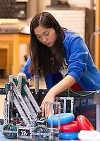 PS Upper School Robotics 2010-11