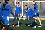 St Johnstone Training…. 29.12.20<br />Michael O'Halloran pictured during training at McDiarmid Park this morning ahead of tomorrows game against Hamilton<br />Picture by Graeme Hart.<br />Copyright Perthshire Picture Agency<br />Tel: 01738 623350  Mobile: 07990 594431