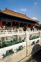 China, Peking, im Park des Kulturpalastes der Werktätigen