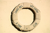 Cook's Hill Surf Club Life Ring