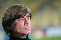 Bundestrainer Joachim Loew (Deutschland Germany) - 10.10.2020: Ukraine vs. Deutschland, UEFA Nations League, 3. Spieltag, Olympiastadion Kiew <br /> DISCLAIMER: DFB regulations prohibit any use of photographs as image sequences and/or quasi-video.