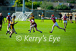 Action from Causeway v Dr Crokes in the 2021 Junior Hurling Championship final