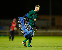 14th November 2020; Galway Sportsgrounds, Galway, Connacht, Ireland; Guinness Pro 14 Rugby, Connacht versus Scarlets; Conor Fitzgerald gets ready for pre-match kicking practice